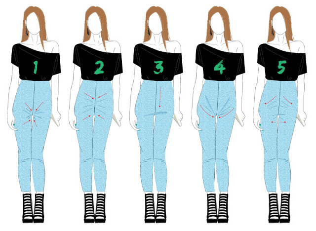 Corrections-pantalons