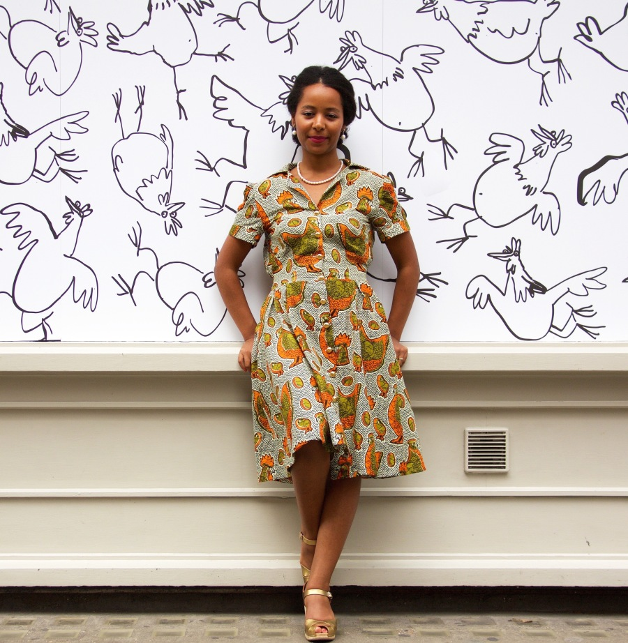 Completely new Shirtwaist Dress, Gertie New Book for Better Sewing – Pigeon Wishes QY27